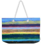 Abstract 215 Weekender Tote Bag