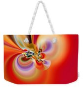 Abstract 239 Weekender Tote Bag