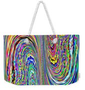 Abstract 3 Weekender Tote Bag