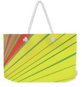 Abstract 4 Weekender Tote Bag