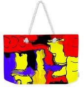 Abstract 4 Weekender Tote Bag