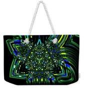 Abstract 401 Weekender Tote Bag