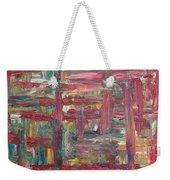 Abstract 403 Weekender Tote Bag