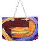 Abstract 413 Weekender Tote Bag