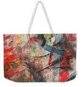 Abstract 43 Weekender Tote Bag