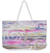 Abstract 436 Weekender Tote Bag