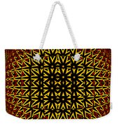 Abstract 442 Weekender Tote Bag