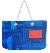 Abstract 443 Weekender Tote Bag