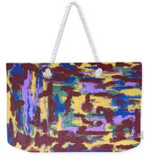 Abstract 50 Weekender Tote Bag