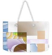 Abstract #503 Weekender Tote Bag