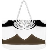 Abstract 54 Weekender Tote Bag