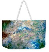 Abstract 6-03-09 A Weekender Tote Bag