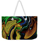 Abstract 6-10-09-a Weekender Tote Bag