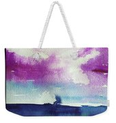 Purple Sky's  Weekender Tote Bag