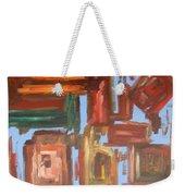 Abstract 611 Weekender Tote Bag