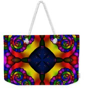 Abstract 650 Weekender Tote Bag