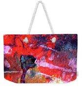 Abstract 6539 Weekender Tote Bag