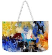 Abstract 69070 Weekender Tote Bag