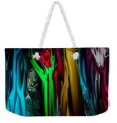 Abstract 7-09-09 Weekender Tote Bag