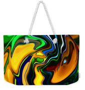 Abstract 7-10-09 Weekender Tote Bag