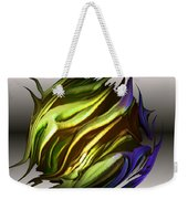 Abstract 7-26-09-a Weekender Tote Bag