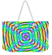Abstract 709 Weekender Tote Bag