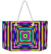 Abstract 727 Weekender Tote Bag