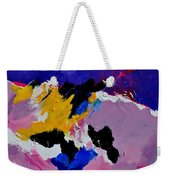 Abstract 760170 Weekender Tote Bag