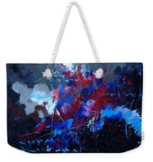 Abstract 77902171 Weekender Tote Bag