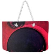 Abstract 8 Weekender Tote Bag