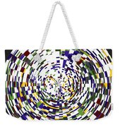 Abstract 813 Weekender Tote Bag