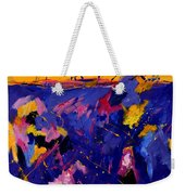 Abstract 880160 Weekender Tote Bag