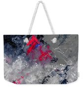 Abstract 88114010 Weekender Tote Bag