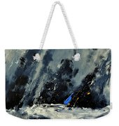 Abstract 88114080 Weekender Tote Bag