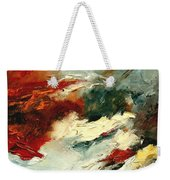 Abstract 9 Weekender Tote Bag