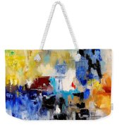Abstract 900003 Weekender Tote Bag