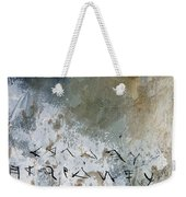 Abstract 904023 Weekender Tote Bag