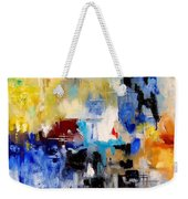 Abstract  905003 Weekender Tote Bag