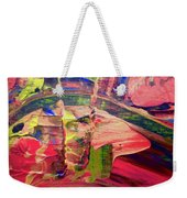 Abstract 9096 Weekender Tote Bag