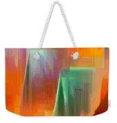 Abstract 9364 Weekender Tote Bag