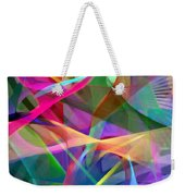 Abstract 9488 Weekender Tote Bag