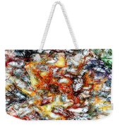 Abstract 9591 Weekender Tote Bag