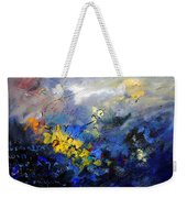 Abstract 970208 Weekender Tote Bag
