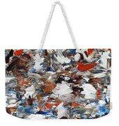 Abstract 971 Weekender Tote Bag