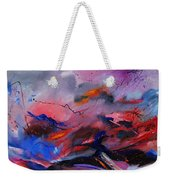 Abstract 971260 Weekender Tote Bag