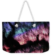 Abstract Accident Weekender Tote Bag
