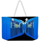 Abstract Antique Car Vent Weekender Tote Bag