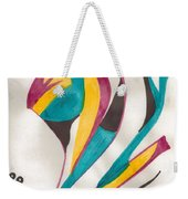 Abstract Art 105 Weekender Tote Bag