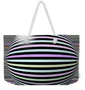 Abstract Art 6 Weekender Tote Bag