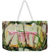 Abstract Art Fifty-six Weekender Tote Bag